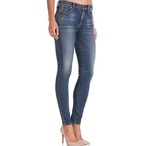 Agolde Sophie High Rise Jeans in Scandal Size 26